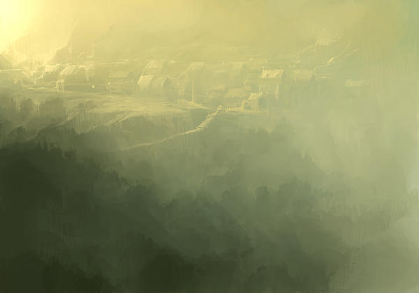 atmospheric_perspective_benefits_Morning_Sun_by_theo_prins