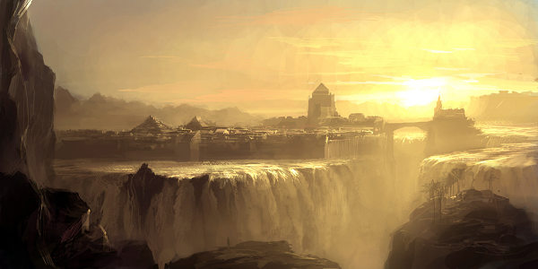 atmospheric_perspective_benefits_Waterfall_city_by_theo_prins
